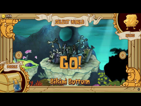 SpongeBob SquarePants: Clash of Triton - Spongebob Games