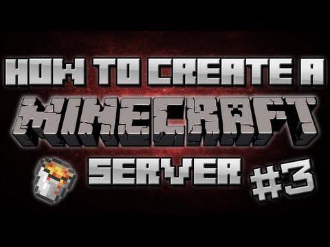 1.7.9 How to make a Minecraft server [Easy] [No Hamachi]- #3