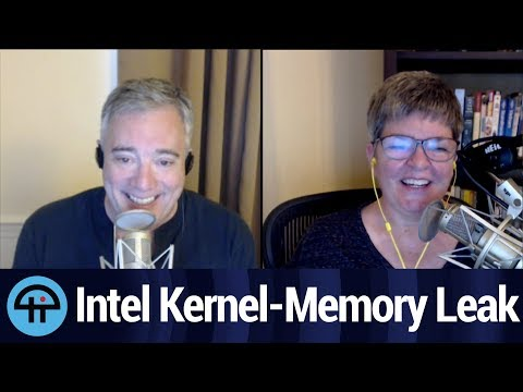Is the Intel Kernel-Memory Leak an Issue?