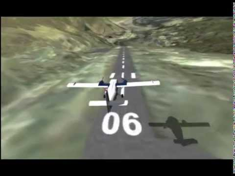 Nepal Airlines 9ABO Twinottor Plane crash (3d Animation)