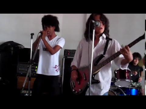 give it away(cover) - ceso proceso