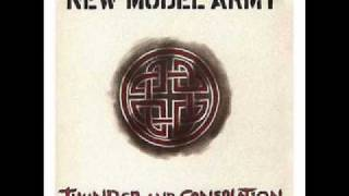 Watch New Model Army The World video