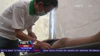 Jelang Imlek, Masyarakat Tionghoa Gelar Terapi Gratis di Halaman Masjid Agung Jawa Tengah - NET 12