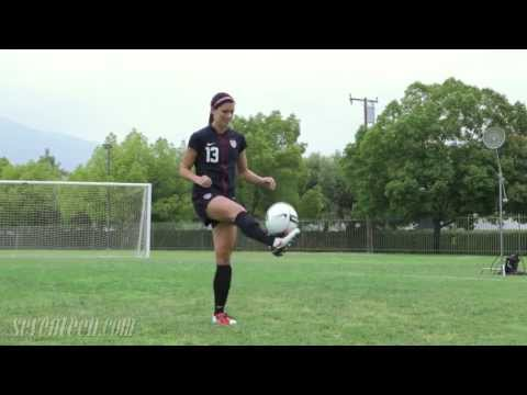 Learn a Cool Trick from Alex Morgan
