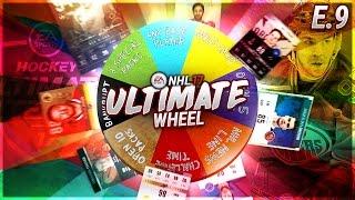 ULTIMATE WHEEL - S1E9  - NHL 17 Hockey Ultimate Team