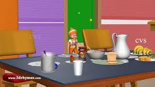 Johny Johny Yes Papa | Kids TV-Baby Songs