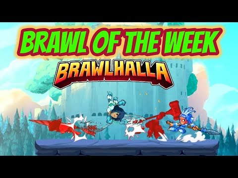 Brawlhalla | Brawl Of The Week - Team Strike Out