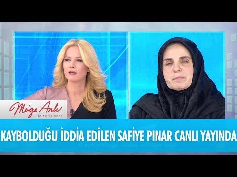 Safiye Pınar kaçtı mı yoksa kaçırıldı mı? - Müge Anlı İle Tatlı Sert 20 Kasım