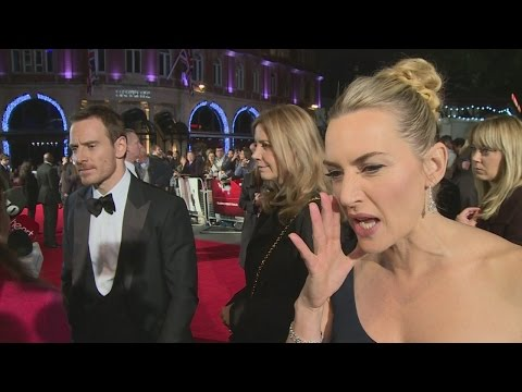 Kate Winslet raves about Michael Fassbender
