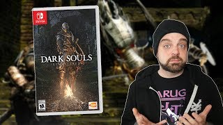 Dark Souls Remastered Switch REVIEW - Worth The Wait? | RGT 85