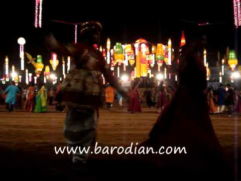 United Way of Baroda Garba 2010-Day 1-Part 1