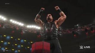 WWE 2K19 Main Roster action! Roman Reigns v Drew Mcintyre