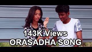 ORASAADHA ALBUM COVER VERSION - Amar / Pragathi - Shiva / Akshay Sharma
