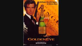 James Bond & Bollinger - The 007 Poster Collection 1985 - 2015