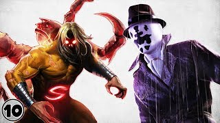 Top 10 Superheroes With Powers No One Understands -  Part 2