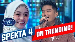 Wawww Boy William Nyanyiin Lagya Lesti Kejora?? - Spekta Show TOP 10 - Indonesian Idol 2021
