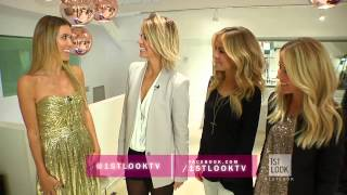 Audrina Patridge Gets Ready For the Golden Globes