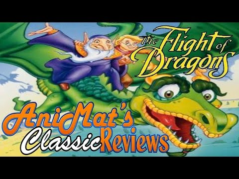 The Flight of Dragons - AniMat's Classic Reviews