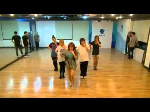 Hyuna   Bubble Pop Mirrored Slow Dance Practice   Youtube video