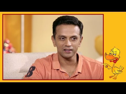 Rahul Dravid analyses Leo Messi and Roger Federer!