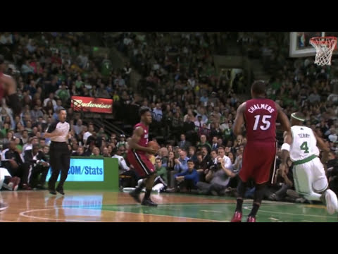 Lebron James's Top 10 Dunks Of His Career