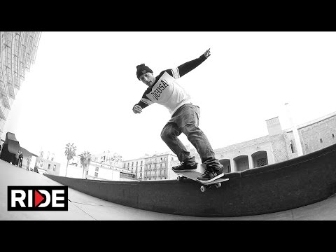 Be Skateboarding Mag - Chaos