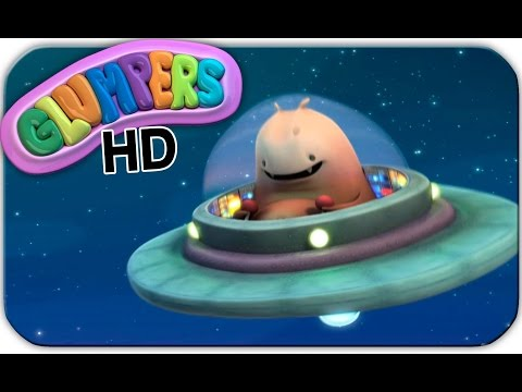 Glumpers funny toons. Ep 9 HD - UFO