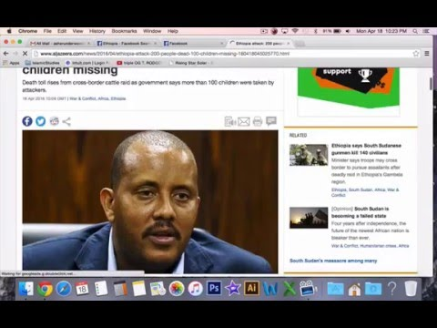 BREAKING: 200 DEAD IN ETHIOPIA NO MAJOR U.S. MEDIA REPORTING