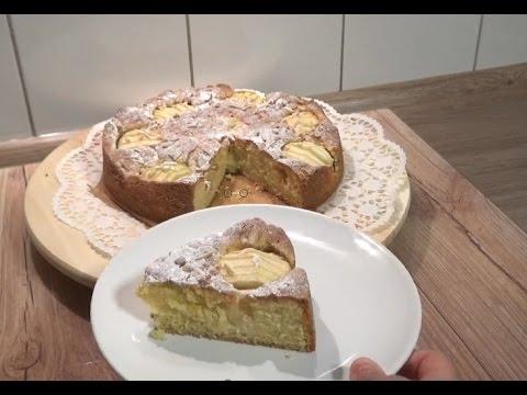 Elmalı Kek Tarifi - Kek Tarifi Videosu