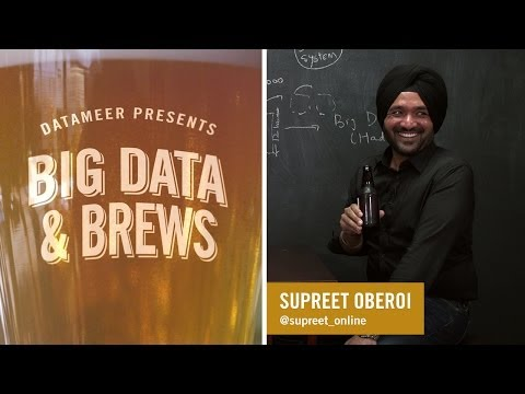 Big Data & Brews: Big Data Use Cases in Financial Services