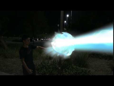 Israel fire blast My Super Power FX Movie