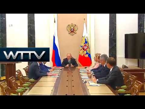 Russia: Putin discusses North Korea's latest missile test with Security Council