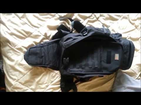 my rifle backpack review