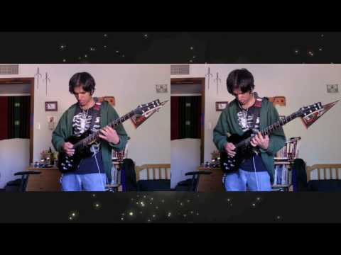 Dethklok - Comet Song Guitar Cover - LRRG [HD]