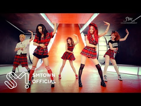 에프엑스 첫 사랑니(rum Pum Pum Pum) music Video video