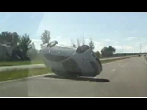 Horrible Car Crash Compilation October 2014 part 1