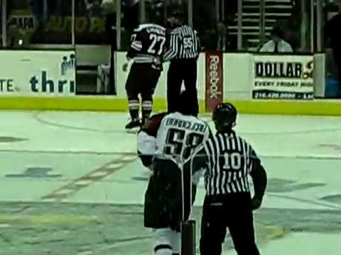 patrick bordeleau vs grant mcneill Video