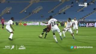 هدف الرائد الأول ضد الشباب (إسماعيل بانغورا) في الجولة 10 من دوري جميل