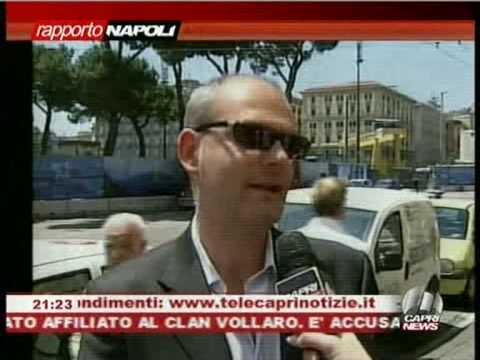 Intervista a Telecapri NEWS