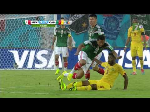 Mexico vs Camerun ST Brasil 2014 Full HD