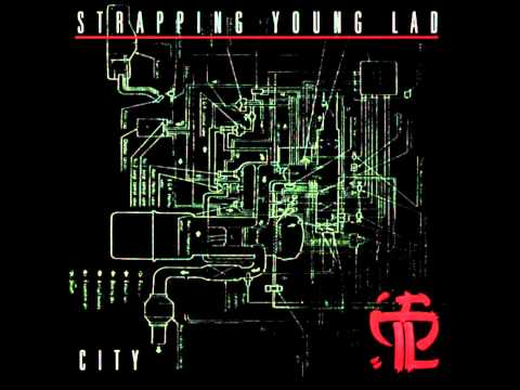 19. Strapping Young Lad - City