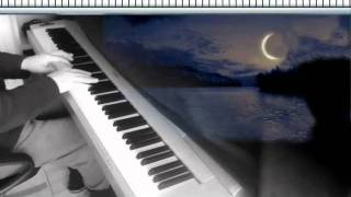 Moon River - Jazz Piano solo II