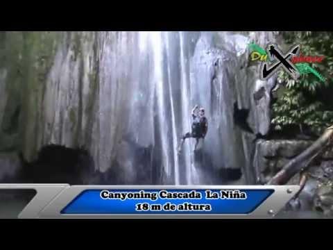Canyoning Los Palmares, San Juan de Colón, Estado Táchira