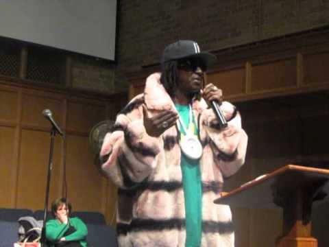 Flavor Flav Came To Ferguson To Protest video