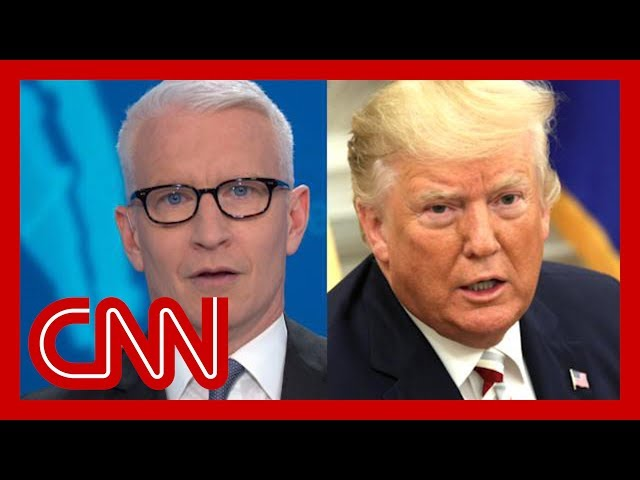 Trump's head-spinning flip stuns Anderson Cooper thumbnail