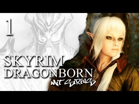 SKYRIM - Dragonborn Lets Play #01 [PC Extrem][1080p]
