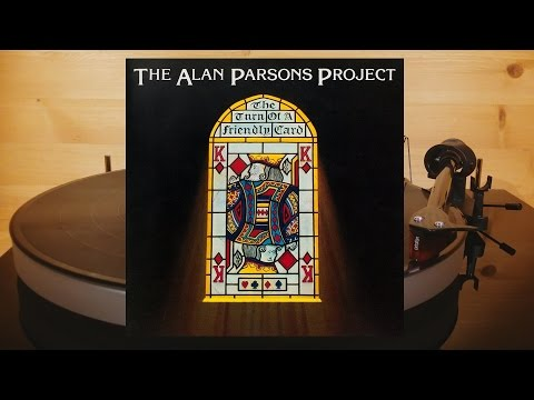 The Alan Parsons Project - ♢The Turn of a Friendly Card♢- Full Album - Vinyl