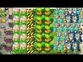 Plants vs  Zombies 2 Great New Caulipower Pinata Wizard Massive Attack -