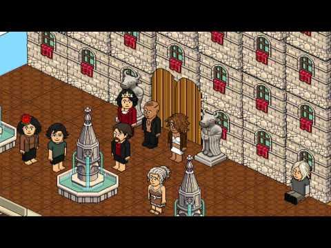 Habbo Trailer - El laberinto del Minotauro