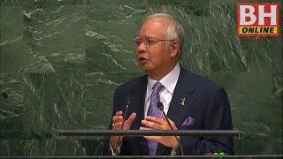 Ucapan PM Najib di Perhimpunan Agung PBB - Bahagian 3